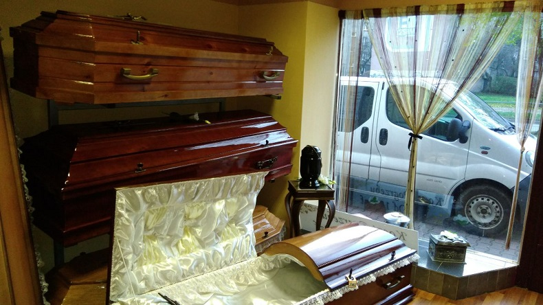 usługi pogrzebowe w sosnowcu