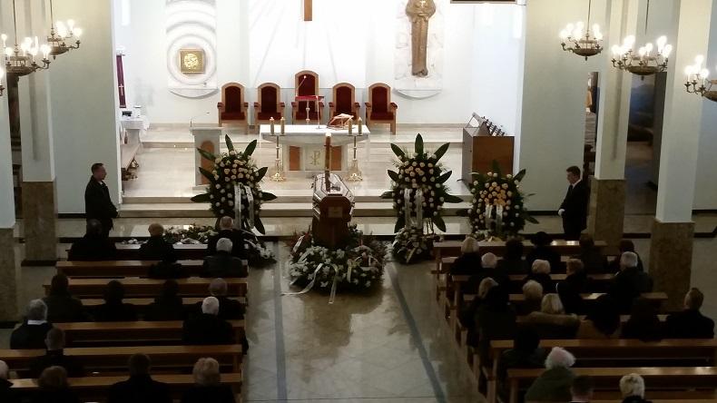 zakład pogrzebowy Brwinów