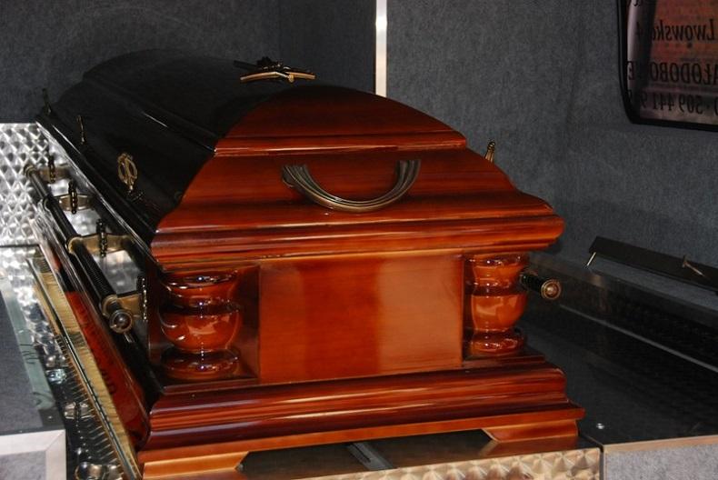 sosnowiec zakłady pogrzebowe