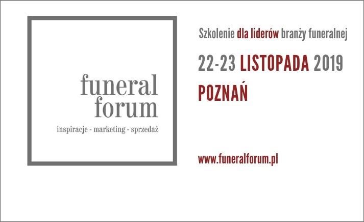 szkolenie dla branży funeralnej