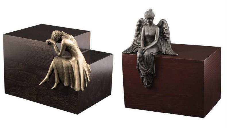 urny pogrzebowe artystyczne