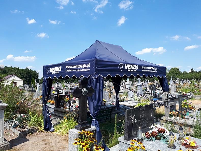 namioty pogrzebowe producent
