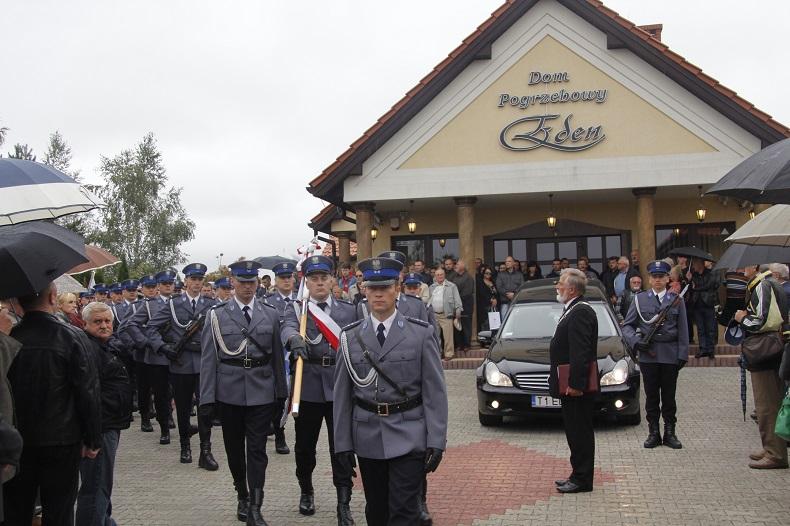 usługi pogrzebowe Chęciny
