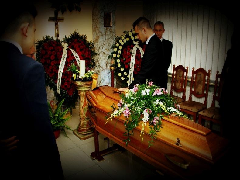 usługi pogrzebowe nowy dwór mazowiecki