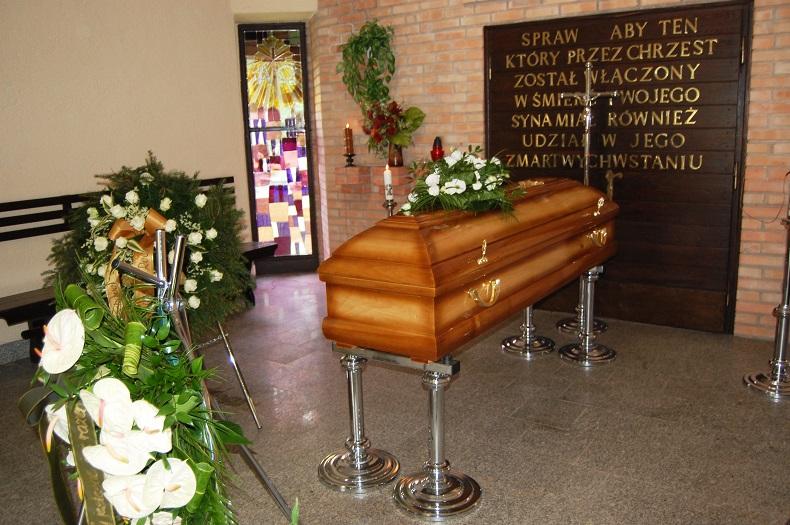 pogrzeby w buku