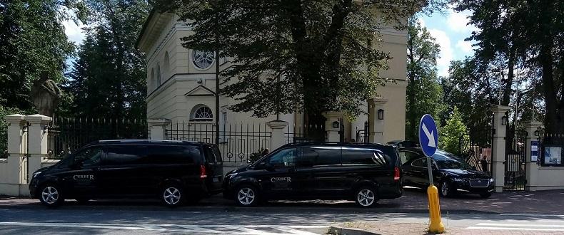 zakłady pogrzebowe w nadarzynie