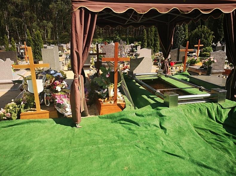 sulechów pogrzeby
