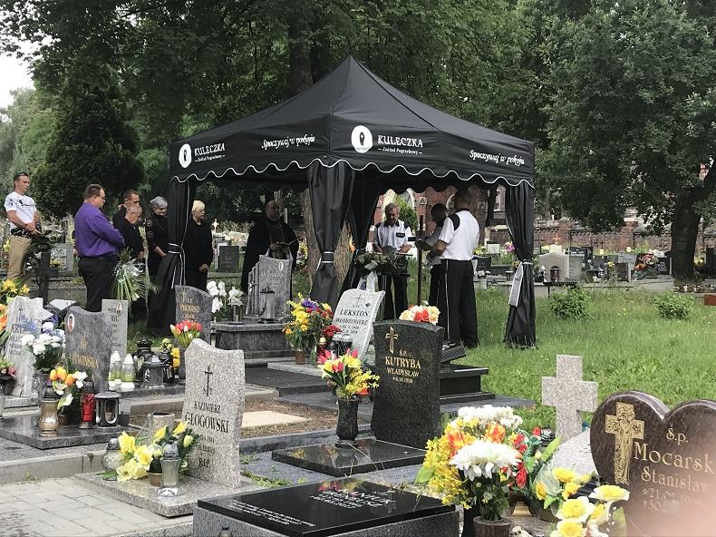 usługi pogrzebowe Siemianowice Śląskie