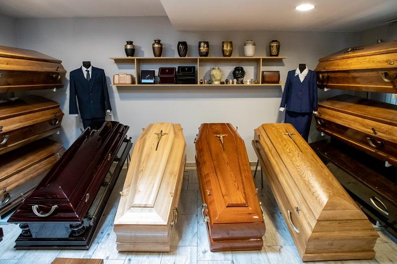 pogrzeb Tomaszów