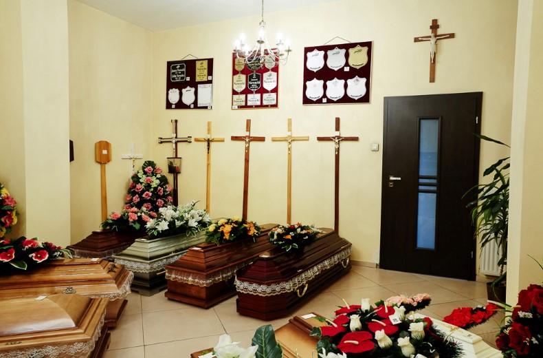 zakłady pogrzebowe gliwice